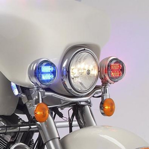 "4"" Round Super-LED for Motorcycles"