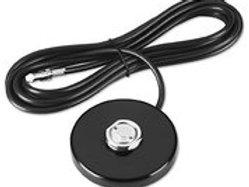Motorola Style Round Magnet Mount Antenna