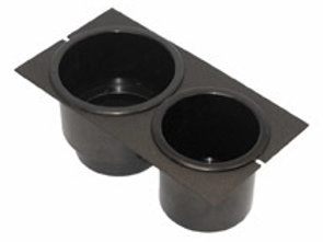 Dual Cup Holder (1 Large, 1 Small)