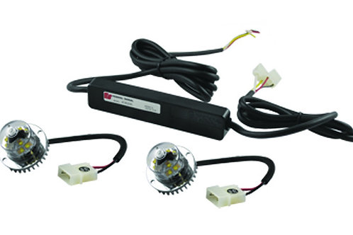 In-Line Corner LED System