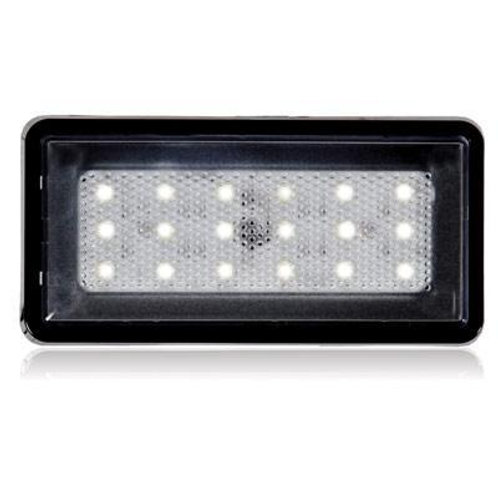 "530 Lumen 3"" X 6"" Surface Mount Rectangular Interior Cargo Light"