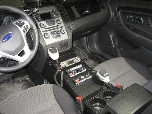 "2013+ Ford Interceptor Sedan 23"" Console"