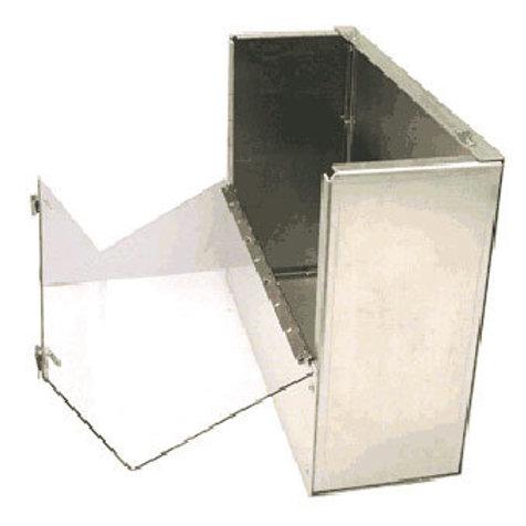 Trunk Mounted Flare Storage Box