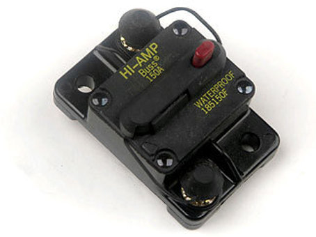 Hi Amp Manual Reset Circuit Breakers Surface Mount