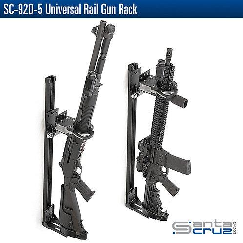 Universal Rail Gun Rack