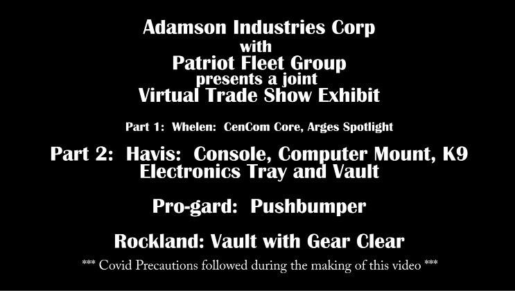 Virtual Trade Show - Part 2