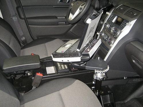 2013-19 Ford Interceptor Utility & 2011-19 Ford Explorer Passenger Side Mnt Pkg