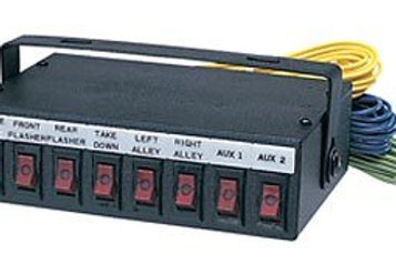 8 Function Switch Box