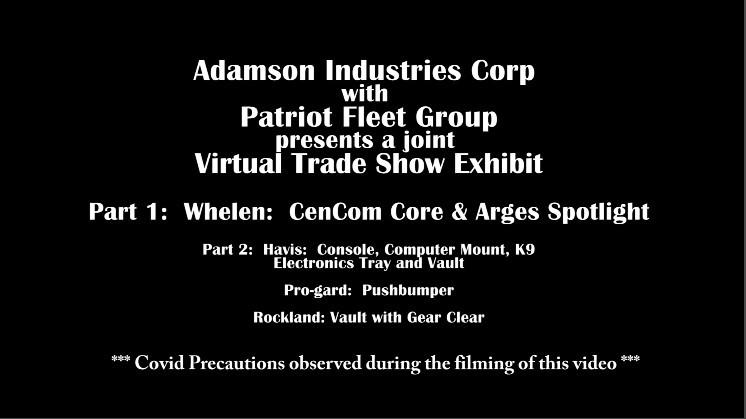 Virtual Trade Show Part 1