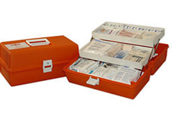First Responder Trauma Kit in Flambeau Case