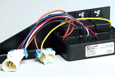 Chevrolet Police Plug-in Headlight Flashers
