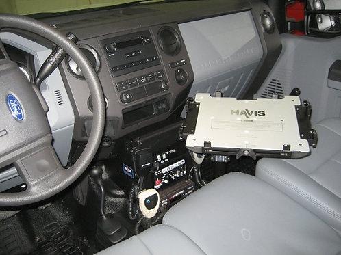 "2011-2015 Ford F-Series 11"" Under Dash Console"