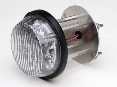 Round LIN6 Series LED Fog Lights