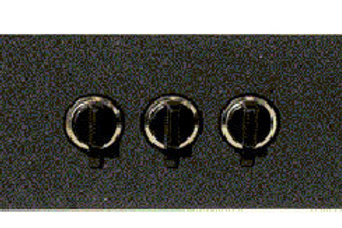 12V Triple Outlet Console Accessory