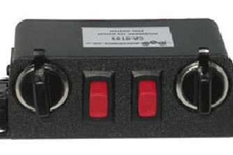 12V Dual Outlet Console Accessory