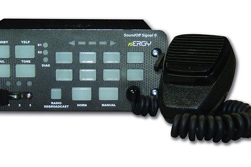 nErgy 400 Series Console Mount Siren
