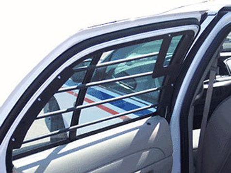 Rear Window Bars