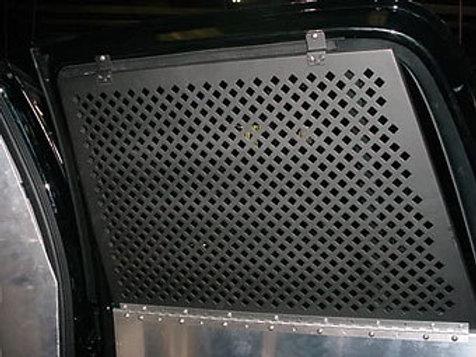 K9 Interior Options Window Guard Units