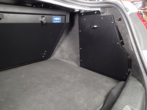 2013+ Ford Interceptor Sedan Trunk Side Mount- Passenger Side