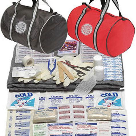First Aid Duffel Bag Kit