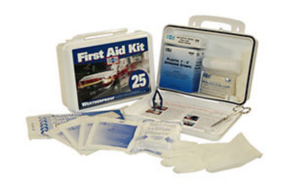 Police Vehicle First Aid Kit