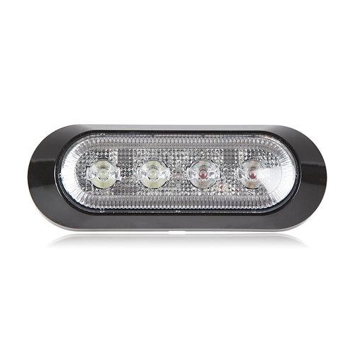 4 LED Surface Mount Emergency Warning Light