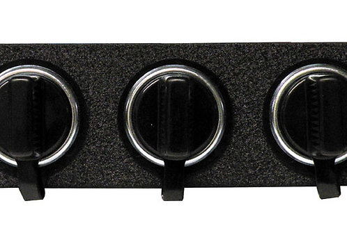 Triple Outlet 12V Console Accessory