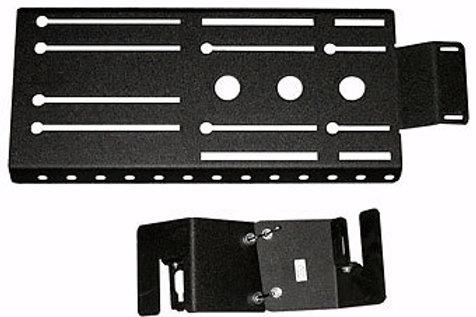 Impala Console Floor Plate & Leg Kit