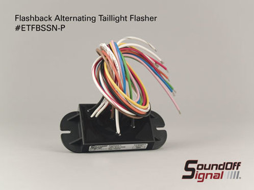 Tail Light Flasher System