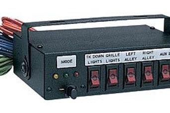 6 Rocker Switch Box