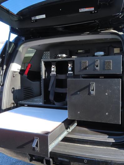 2020 Tahoe Fire Command Vehicle