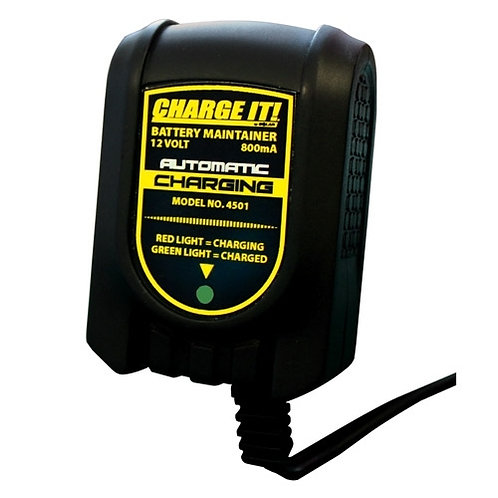 800mA 12 Volt Battery Maintainer
