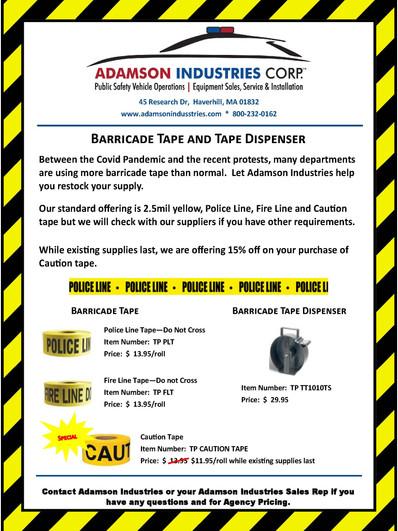 Adamson Industries Product Spotlight - B