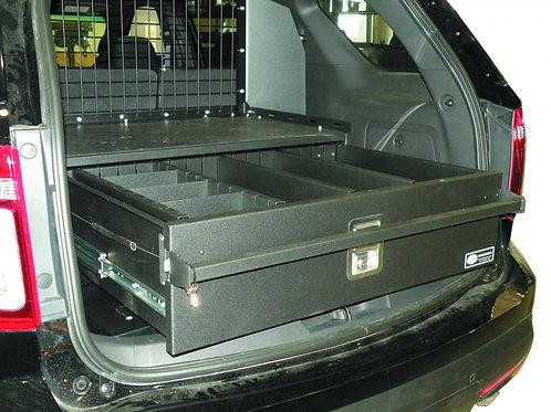 Ford Interceptor Utility Storage Drawer