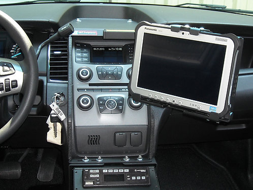On-Dash Mount for Tablet Style Computers