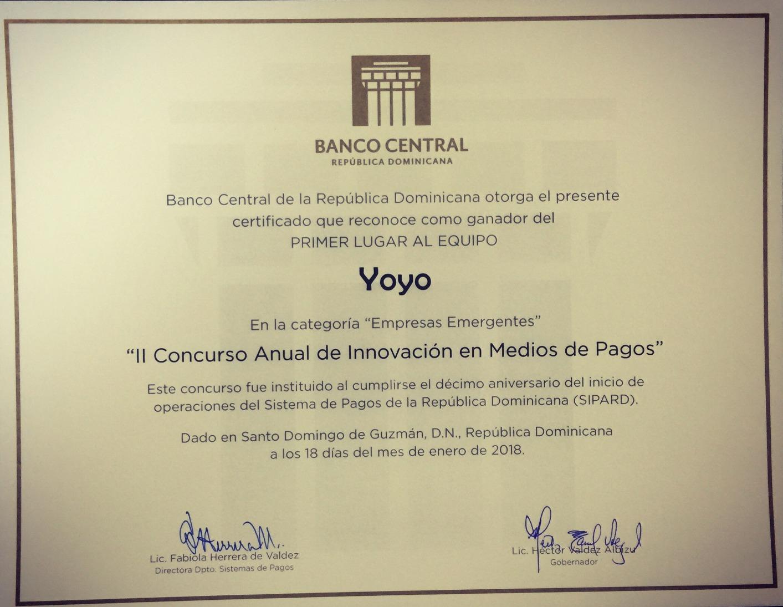 Premio Fintech Pagos