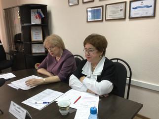 Обсуждение поправок в Конституцию РФ с членами Общественной палаты Республики Хакасия