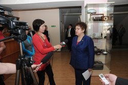 Интервью каналу Вести Хакасия