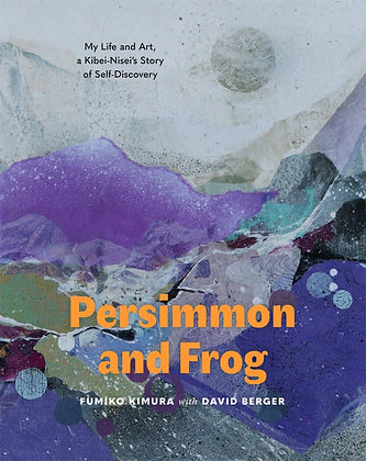 Persimmon and Frog