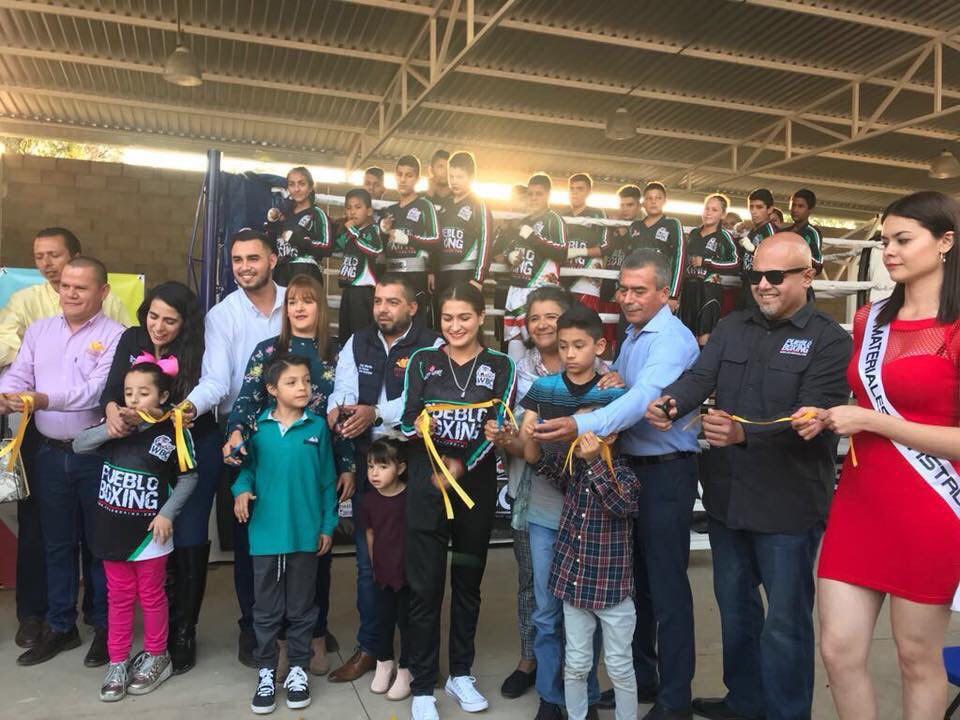 Pueblo Boxing gives back