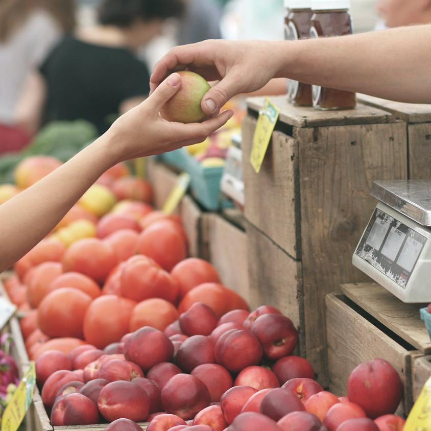 Nillumbik bulk purchase program information at Hurstbridge Market