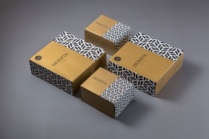 Modern and Elegant Packaging