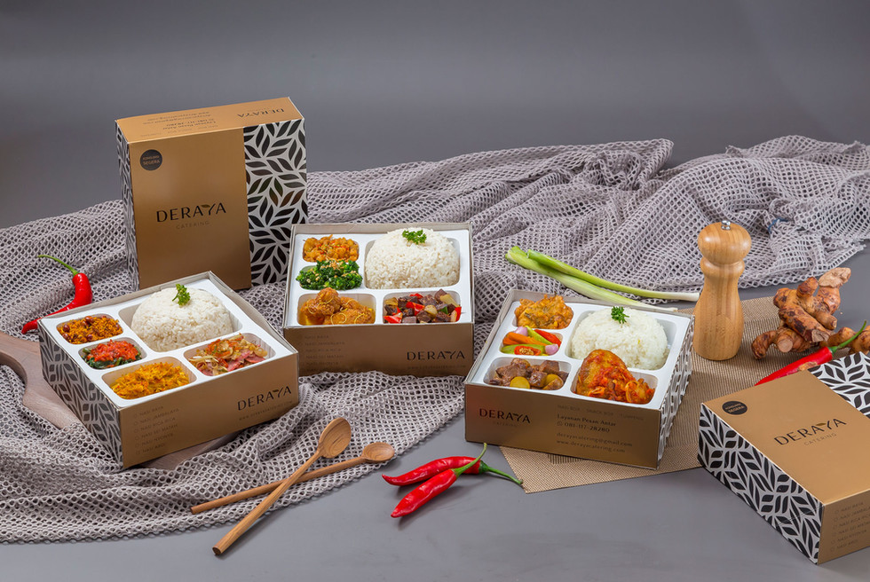 Nasi Box Indonesia