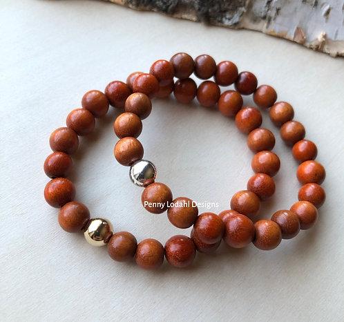 Wood Bracelets - SW