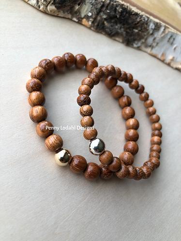 Wood Bracelet - BW