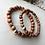 Thumbnail: Wood Bracelet - BW