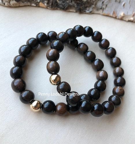 Wood Bracelets - TKGW
