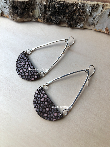 Flynn Earrings - Pattern
