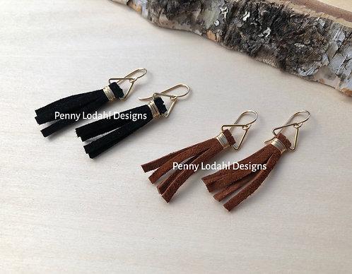 Leather Tassles