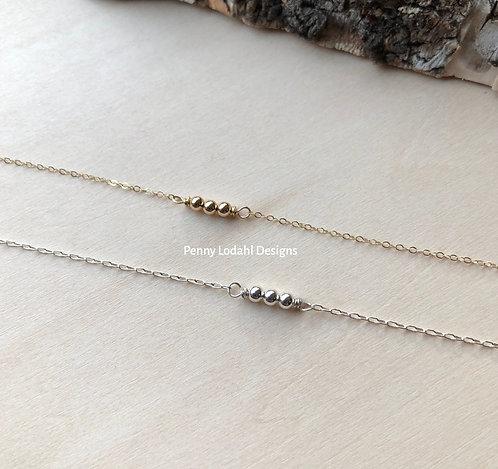 Dainty beads